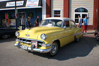 Pekin Main Street Car Show